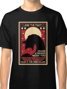 Fear is the Mind-Killer Classic T-Shirt