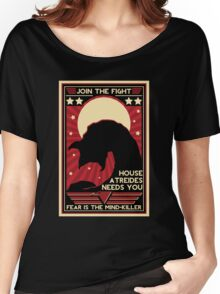 Fear is the Mind-Killer Women's Relaxed Fit T-Shirt