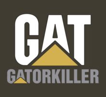 Caterpillar Gator killer. by geekogeek