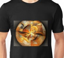 Smiles - Abstract Fractal Artwork Unisex T-Shirt
