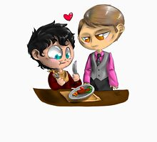 Chibi Hannibal - Cannibalism in two T-Shirt