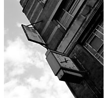 Out Of Time, Bradford Street, Birmingham Photographic Print