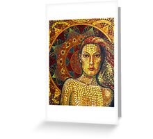Tessellations Greeting Card