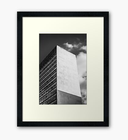 London Architecture  Framed Print