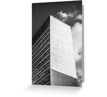 London Architecture  Greeting Card