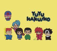 Chibi Hakusho!  Kids Tee