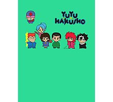 Chibi Hakusho!  Photographic Print