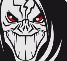 Death hooded evil grusel Sticker