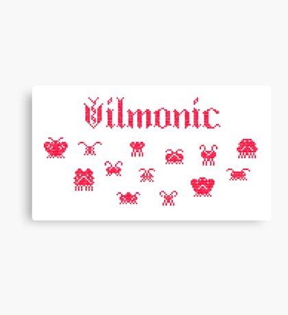 Vilmonic Canvas Print