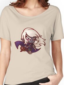 Chibi Dark Elf  Women's Relaxed Fit T-Shirt