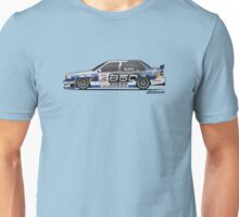 Volvo 850 Saloon TWR BTCC Racing Super Touring Car (1995) Unisex T-Shirt