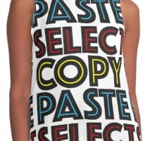 Select Copy Paste Contrast Tank