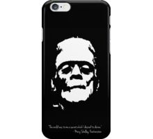 Frankenstein - The Monster iPhone Case/Skin