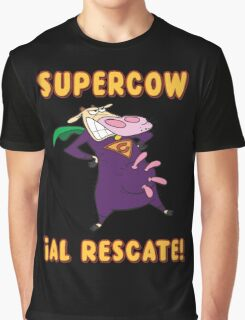 SUPERCOW! Graphic T-Shirt