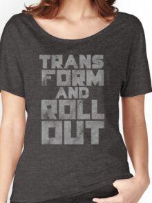 Transform Women's Relaxed Fit T-Shirt