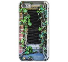 Water Tower Window (non-clothing products) iPhone Case/Skin