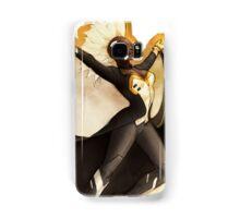 Mohawk Storm Samsung Galaxy Case/Skin