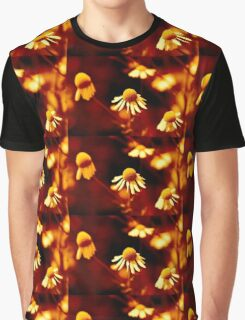 Small Flowers Graphic T-Shirt