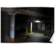 Warehouse. Poster