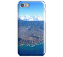Diamond Head, Honolulu iPhone Case/Skin