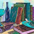 Napkin by Judith Livingston