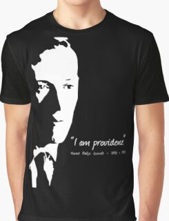 HP Lovecraft - I am Providence Graphic T-Shirt