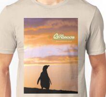 Penguin backlight in Peninsula Valdes - Patagonia Argentina Unisex T-Shirt