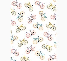 colored bycicles  Unisex T-Shirt