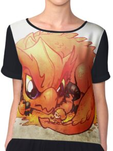 Smaug the Terrible Chiffon Top