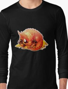 Smaug the Terrible Long Sleeve T-Shirt