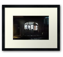 The artisan Framed Print