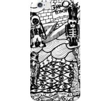 "My Chemical Romance ""doodle"" iPhone Case/Skin"
