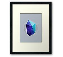 Counterfeit Gems Framed Print