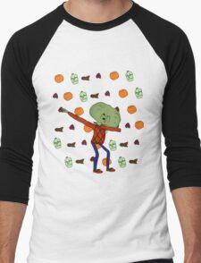 The Big Lez Show - Clarence Full Body Men's Baseball ¾ T-Shirt