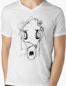 Summer Drought Mens V-Neck T-Shirt