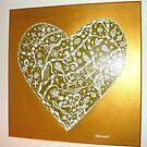 Zen Heart by margaretfraser