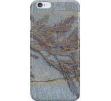 Seaweed on Rock iPhone Case/Skin