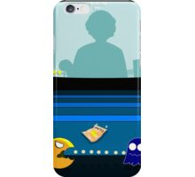 Pac Man From The Other Side iPhone Case/Skin