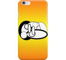 Orange Circle Of Life  iPhone Case/Skin