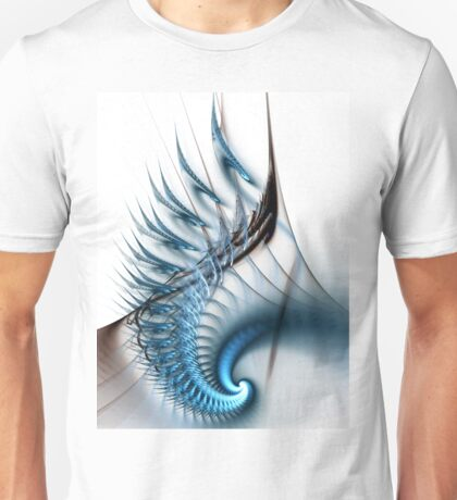 Sea waves - Abstract Fractal Artwork T-Shirt