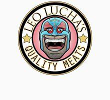 Leo Lucha's Quality Meats Unisex T-Shirt