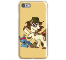 4th Dr Whooves iPhone Case/Skin
