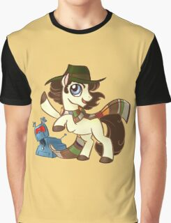 4th Dr Whooves Graphic T-Shirt
