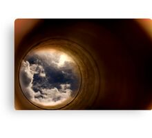 Impossible Sky Canvas Print