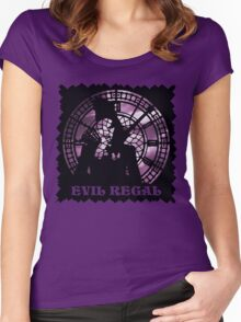 Evil Regal Women's Fitted Scoop T-Shirt