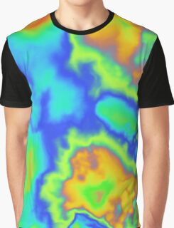Tie Dye Limited Edition Graphic T-Shirt