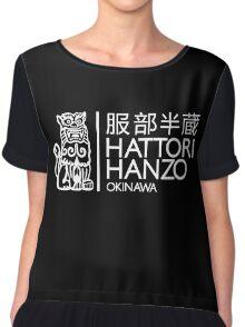 Hattori Hanzo Chiffon Top