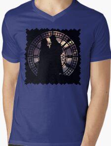Captain Swan Mens V-Neck T-Shirt