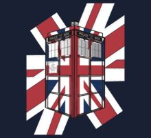 Type UK TARDIS by PaulMonj