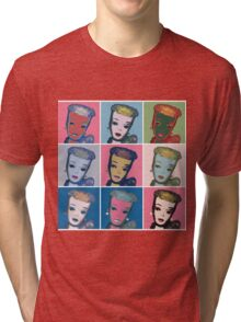 Warhol Barbie Tri-blend T-Shirt